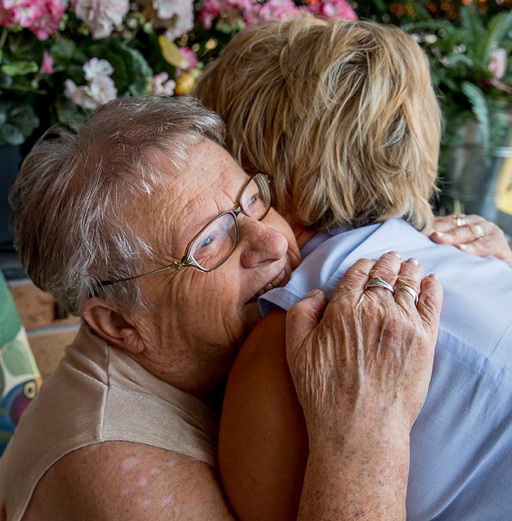 Anna – Ihr Pflegedienst mit Herz